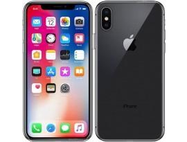 Mobitel iPhone X 256GB crni, novi, dostava i jamstvo 12 mj. (bez orig. pakiranja)