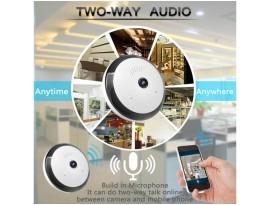Nadzorna panoramska kamera 360 Wi-Fi VR-302-200W icsee