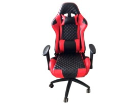Gaming stolac NEON eSports Warrior crveni