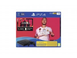 Igraća konzola PlayStation 4 1TB F chassis + FIFA 20 + FUT 20 VCH + PS Plus 14 Days