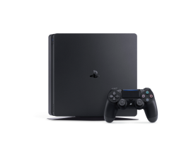 Igraća konzola PlayStation 4 500GB F Chassis Black