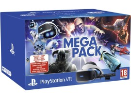 PlayStation VR Mega Pack VCH + VR Worlds VCH + Camera v2 Mk4