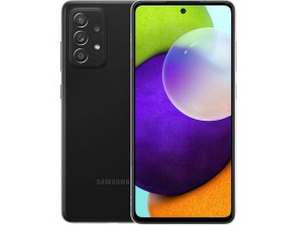 Samsung Galaxy A52 5G 6GB 128GB Dual SIM Awesome Black - OUTLET AKCIJA