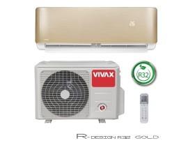 VIVAX COOL, klima uređaji, ACP-09CH25AERI/I2 GOLD