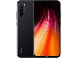 Xiaomi Redmi Note 8 4G 128GB 4GB RAM Dual-SIM space black EU
