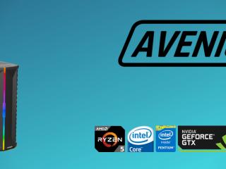Novo u ponudi: Stolna računala Avenio