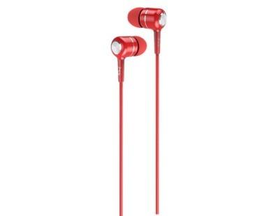 MS OASIS 2 in-ear crvene slušalice 112660