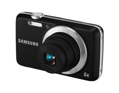 SAMSUNG digitalni fotoaparat EC-ES80 crni 91777