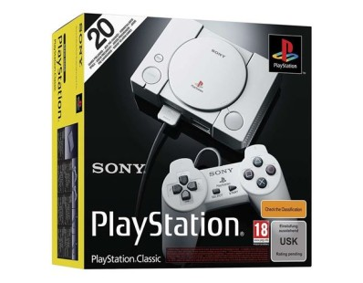 GAM SONY PS PlayStation Classic 93896