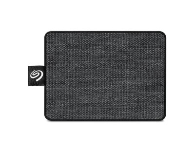 Seagate One Touch SSD 1TB Schwarz - externe Solid-State-Drive, USB 3.0 micro-B 110620