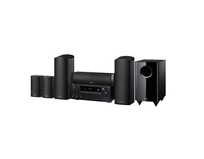 ONKYO HT-S7805 (schwarz) - 5.1 Heimkinosystem (160W/Kanal, LAN, WLAN, Bluetooth, HDMI, USB, FlareConnect) 105053