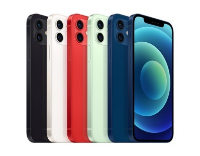 Mobitel Apple iPhone 12 128GB Black 122182