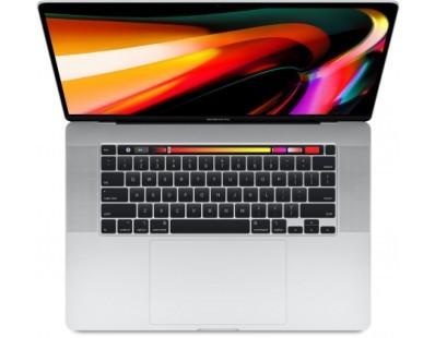 "Apple MacBook Pro 16"" Touch Bar/8-core i9 2.3GHz/16GB/1TB SSD/Radeon Pro 5500M w 4GB Silver HR tipkovnica mvvm2cr/a - AKCIJA 122546"