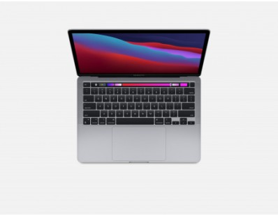 "Apple MacBook Pro 13.3"" Space Grey 8C CPU/8C GPU/8GB/512GB HR tipkovnica myd92cr/a - AKCIJA 122567"