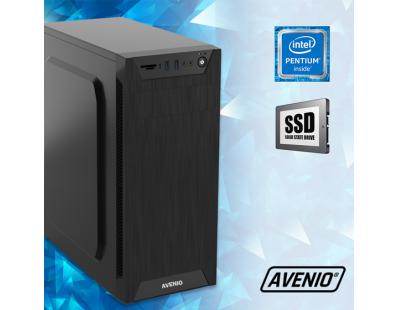 Stolno računalo Avenio TopOffice Intel Pentium G6400 4.00GHz 8GB 512GB SSD DVDRW FreeDOS Intel UHD Graphics 610 122654