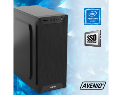 Stolno računalo Avenio TopOffice Intel Core i5 10400 2.90GHz 8GB 256GB SSD DVDRW FreeDOS Intel UHD Graphics 630 122657