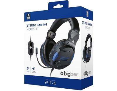 Bigben PS4 Stereo Gaming slušalice v3 111996