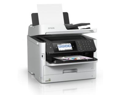 Epson WorkForce Pro WF-C5710DWF Business-Tintenstrahldrucker 4in1 112289