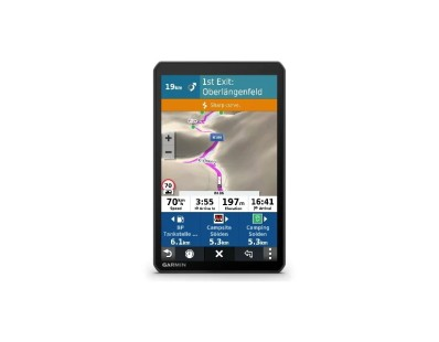 "Cestovna GPS navigacija Garmin Camper 890MT-D Europe, Bluetooth, 8"" kamper mod 113450"