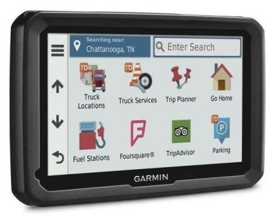 "Profesionalna navigacija Garmin dēzl 580 LMT-D Europe, Life time update, Bluetooth, 5"" kamionski mod 112836"