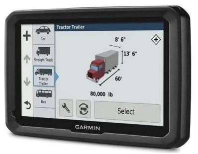"Profesionalna navigacija Garmin dēzl 580 LMT-D Europe, Life time update, Bluetooth, 5"" kamionski mod 112835"