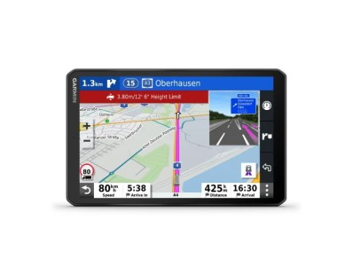 "Profesionalna GPS navigacija Garmin dēzl LGV1000 MT-D Europe, Bluetooth, 10"" kamionski mod 113447"