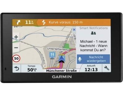 "Cestovna navigacija Garmin DriveSmart 51LMT-S Europe, Life time update, 5"" 112882"