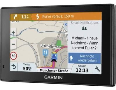 "Cestovna navigacija Garmin DriveSmart 51LMT-S Europe, Life time update, 5"" 112881"