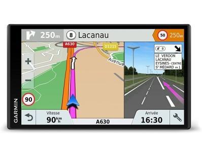 "Cestovna navigacija Garmin DriveSmart 61LMT-S Europe, Life time update, 6,95"" 112905"