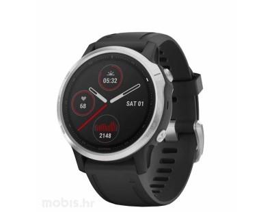 Pametni multisport GPS sat Garmin Fenix 6 PRO Black (crni remen) 112373