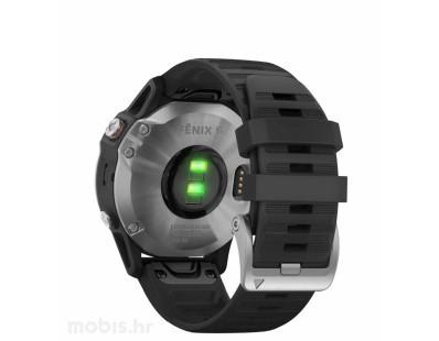 Pametni multisport GPS sat Garmin Fenix 6 PRO Black (crni remen) 112370