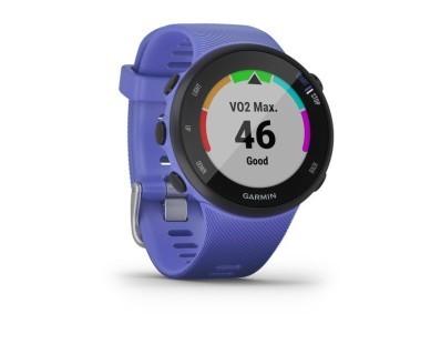 Pametni sportski GPS sat Garmin Forerunner 45S Iris ljubičasti 112555