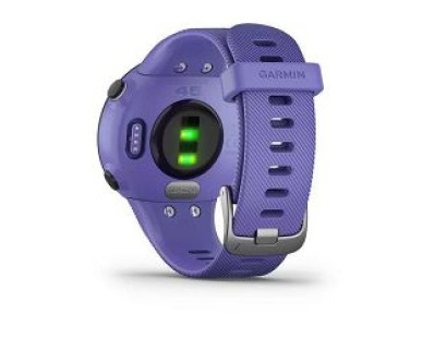Pametni sportski GPS sat Garmin Forerunner 45S Iris ljubičasti 112554