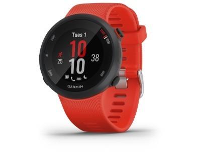 Pametni sportski GPS sat Garmin Forerunner 45 Lava red crveni 112577