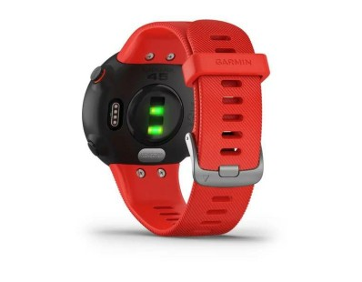 Pametni sportski GPS sat Garmin Forerunner 45 Lava red crveni 112576