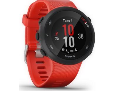 Pametni sportski GPS sat Garmin Forerunner 45 Lava red crveni 112575