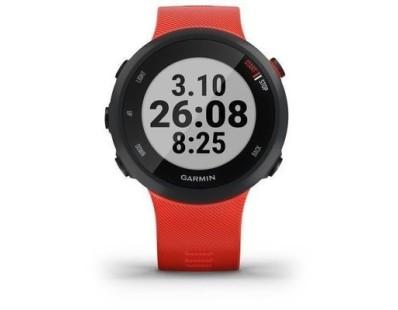 Pametni sportski GPS sat Garmin Forerunner 45 Lava red crveni 112574