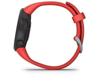 Pametni sportski GPS sat Garmin Forerunner 45 Lava red crveni 112572