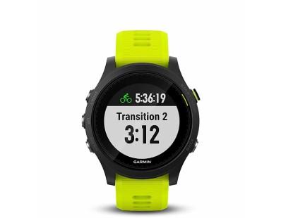 Napredni multisport GPS sat Garmin Forerunner 935 Tri-bundle crni (žuti remen) 112651