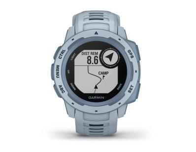 Pametni sportski GPS sat Garmin Instinct Seafoam 112244