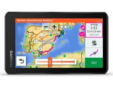 "Cestovna moto navigacija Garmin zūmo XT Europe, Bluetooth, 5,5"" 112921"