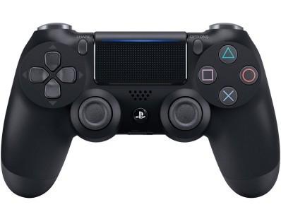 PS4 Dualshock Controller Black v2 + Fortnite VCH (2019) 500 VBucks 111987