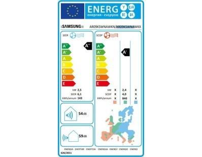 Klima uređaj Samsung AR09KSWNA komplet, WiFi 111831