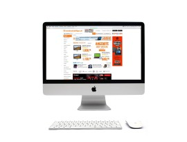 "Apple iMac 21,5"" MMQA2CR/A 54,61cm (21,5"") Display, Intel Core i5-7360U, 8GB RAM, 1 TB HDD, Intel Iris Plus 640"