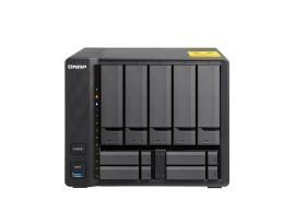QNAP Systems TS-932X-8G NAS 9-Bay [0/9 HDD/SSD, 2x 10 GbE/2x GbE LAN, 8GB RAM]