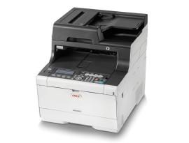 OKI MC563dn A4-Farb-4-in-1-Multifunktionsdrucker (RADF, Duplex, Netzwerk)