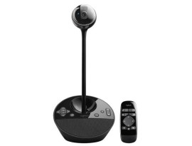 Logitech BCC950 - Professionelle Videokonferenzlösung, All-in-one-Design, Full HD Video, HD Audio