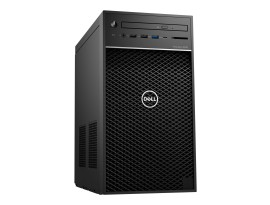 Dell Precision Tower 3630 MT GHHP7 Intel i7-9700, 8GB RAM, 256GB SSD, Intel UHD 630, Windows 10 Pro