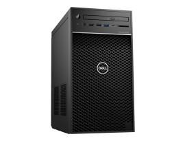 Dell Precision Tower 3630 MT 61MP7 Intel i7-9700, 16GB RAM, 256GB SSD, 1TB HDD, Intel UHD 630, Windows 10 Pro
