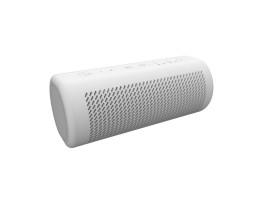 Kygo B9/800 White - WiFi Smart Speaker (8 Stunden Akkulaufzeit, Wasserdicht (IPX 7), Multiroom, Google Assistant & Chromecast)